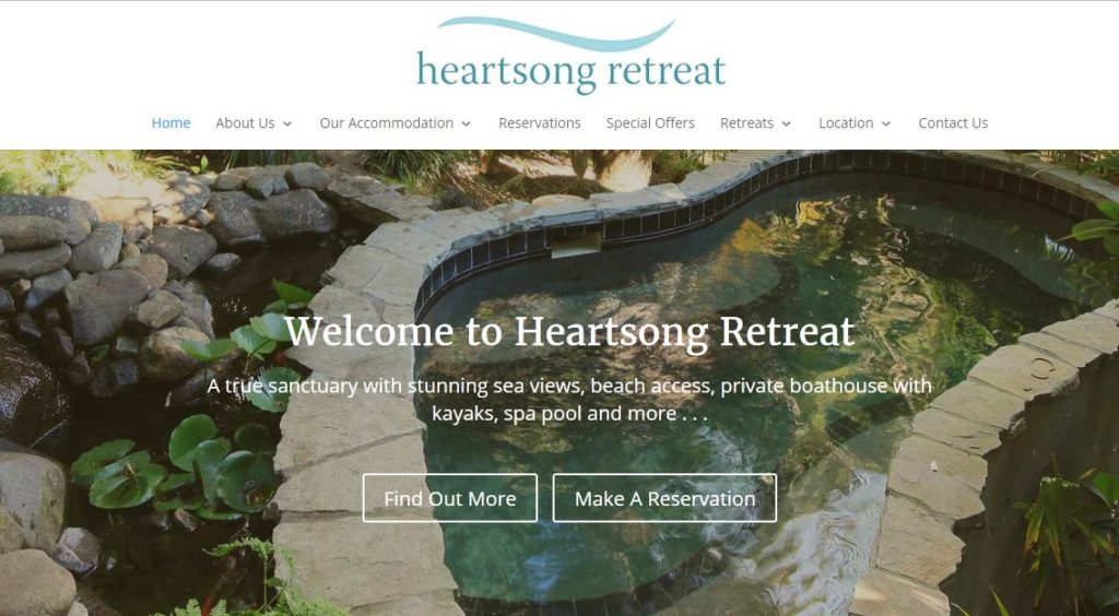 Heartsong Retreat