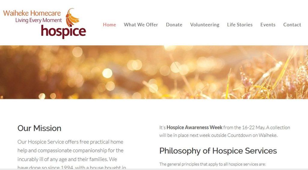 Hospice Care Waiheke
