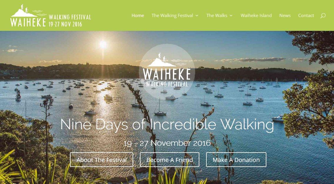 Waiheke Walking Festival