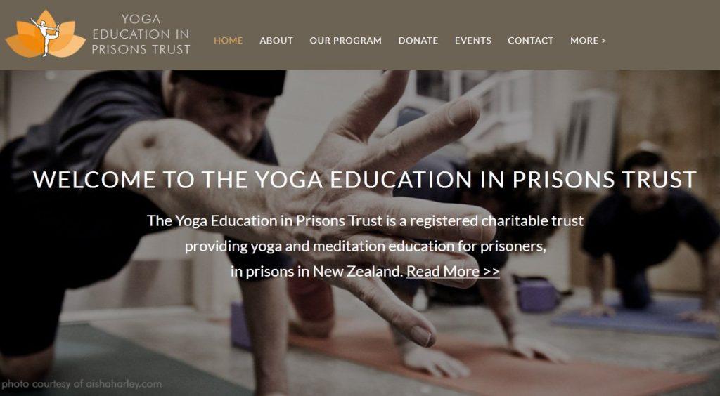 Yoga In Prisons