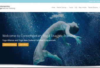 Contemporary Yoga Teacher Training